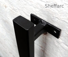 Stylish metal mobility grab handle - rail - Bar - style 8 - www.sheffarc.com