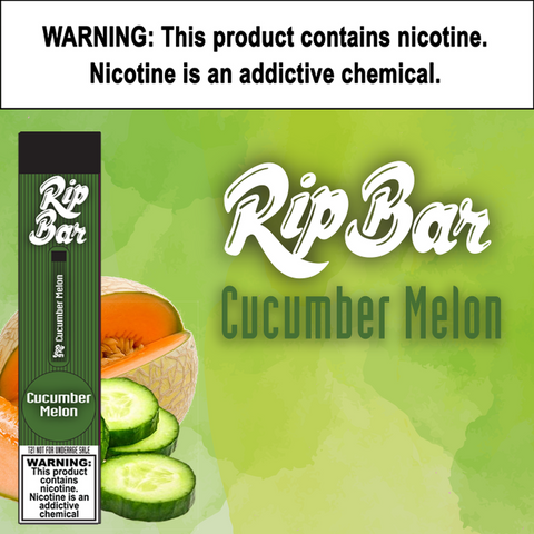 Rip Bar - Cucumber Melon