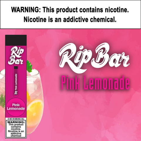 Rip Bar - Pink Lemonade