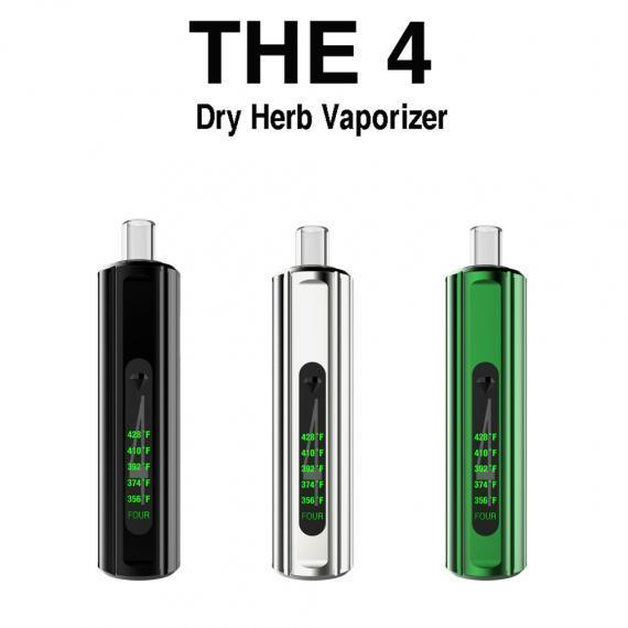 The FOUR Dry Herb Vaporizer