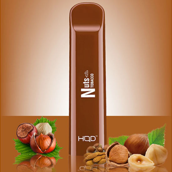 HQD Cuvie Nuts Tobacco