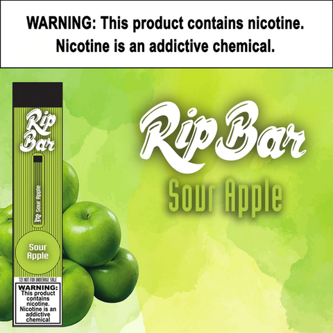 Rip Bar - Sour Apple