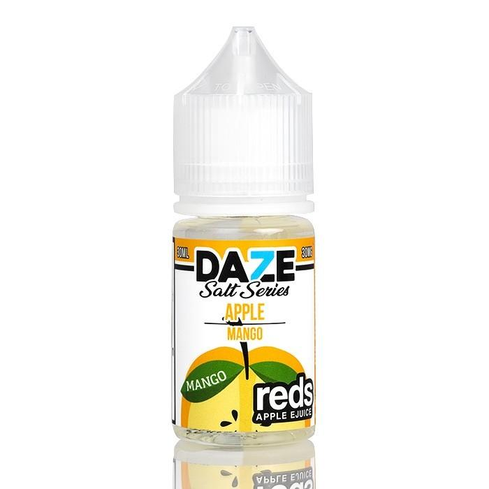 7DAZE Reds Apple Salts - Reds Mango