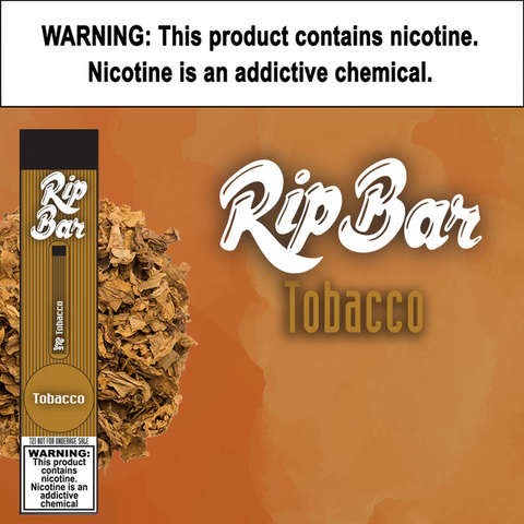 Rip Bar - Tobacco