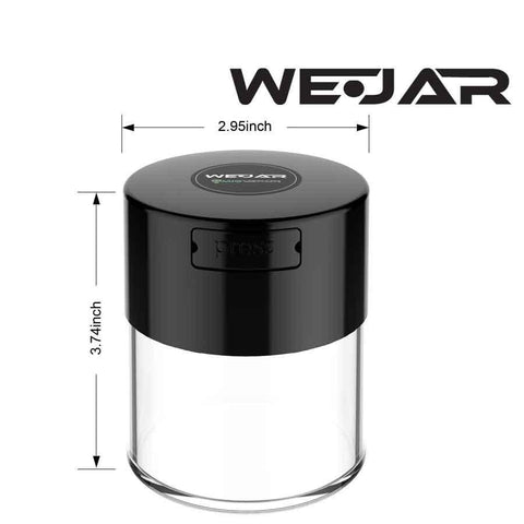 WE JAR VACUUM CONTAINER