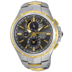 Seiko Contura Perpetual Calendar Men's Watch SSC376P-9