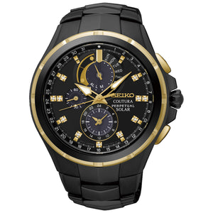 Seiko Contura Perpetual Calendar Men's Watch SSC573P