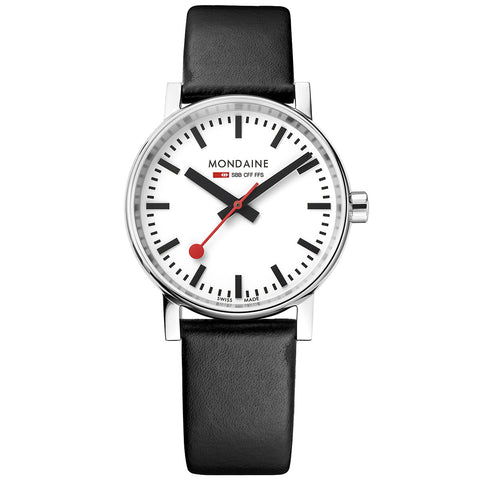 Image of Mondaine Swiss Railways EVO2 Women's Watch MSE.35110.LB
