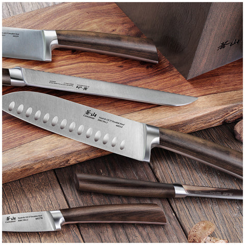 Cangshan A Series 16, Pieces Knife Set