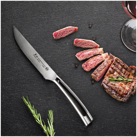 Image of Cangshan N1 Series German Steel Forged 4-Piece Steak Knife Set