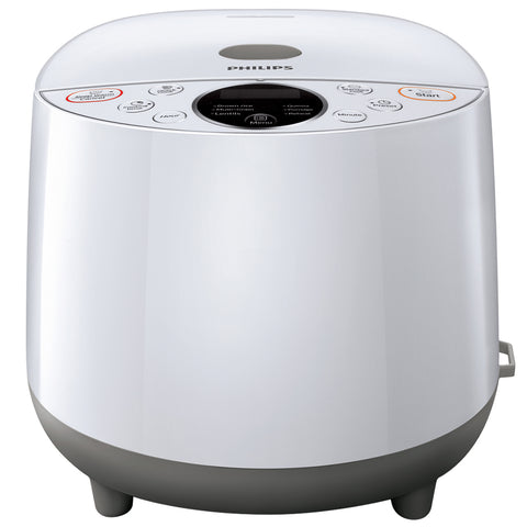 Image of Philips Grain Master 4L Rice Cooker HD4514/72