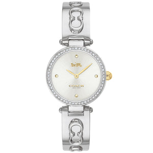 Coach Park Crystal Bangle Ladies Watch 14503275