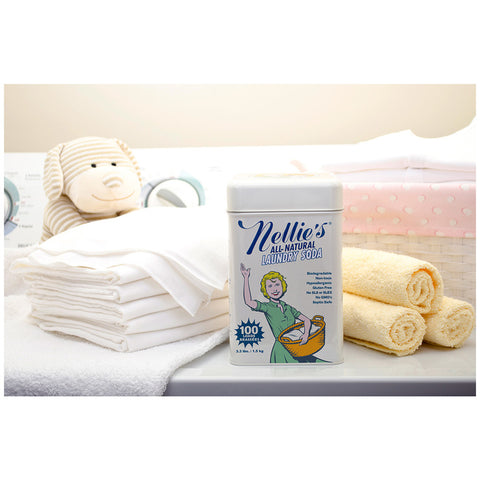 Image of Nellie's All-Natural Laundry Soda 1.5Kg