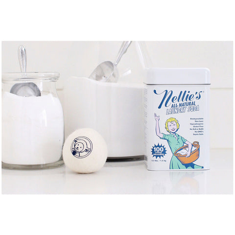 Nellie's All-Natural Laundry Soda 1.5Kg