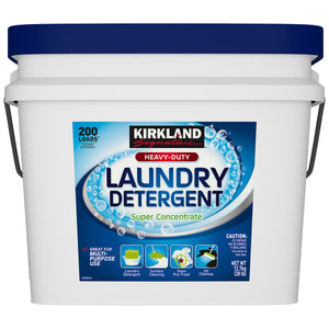 Kirkland Signature Heavy Duty Laundry Powder 12.7Kg