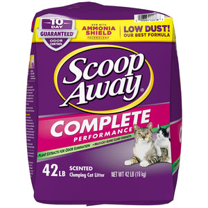 Scoop Away Clumping Cat Litter