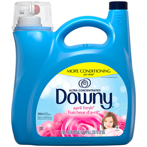 Image of Downy Ultra Concentrated Fabric Softener April Fresh 4.08L