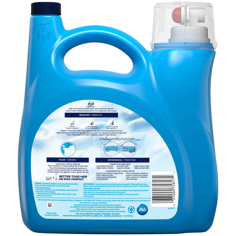 Downy Ultra Concentrated Fabric Softener April Fresh 4.08L