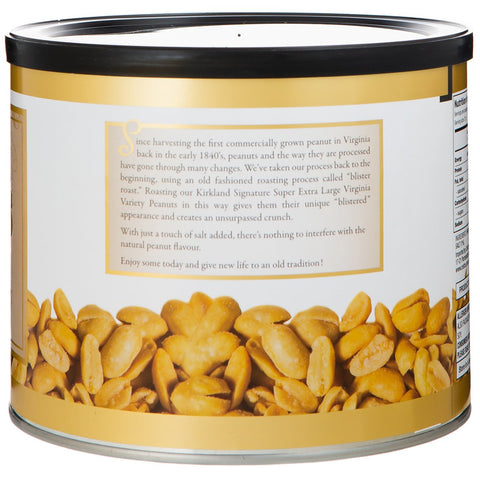 Image of Kirkland Signature Super XL Peanuts 1.13Kg x 3