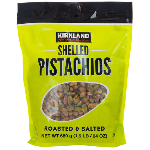 Image of Kirkland Signature Shelled Pistachios 680g x 2