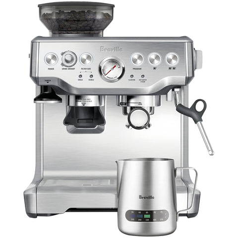 Image of Breville Barista Express Coffee Machine, BES875BSS