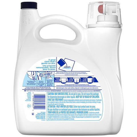 Image of Tide Free and Gentle Laundry Liquid 4.43L