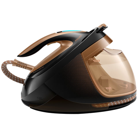 Philips Perfectcare Elite Plus Steam Generator Iron, 2400W, No Heat, Auto Off, GC9681/80