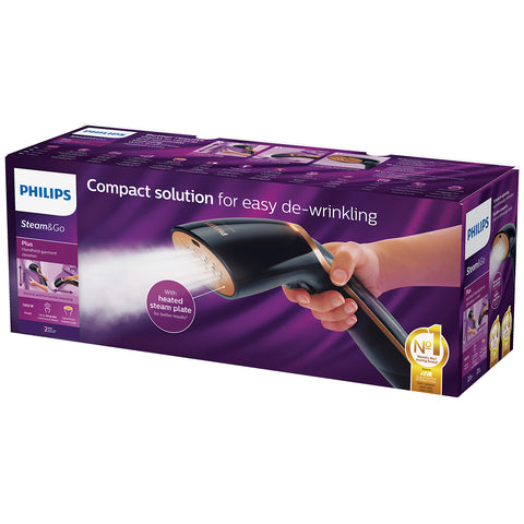 Philips Steam&Go Handheld Garment Steamer GC362/80