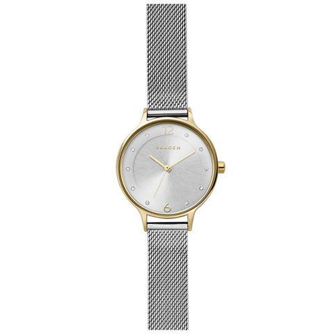 Skagen Anita Silver Tone Analogue Women's Watch
