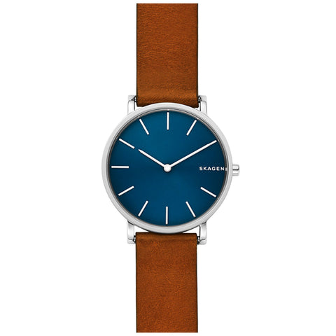 Skagen Hagen Brown Analogue Men's Watch SKW6446