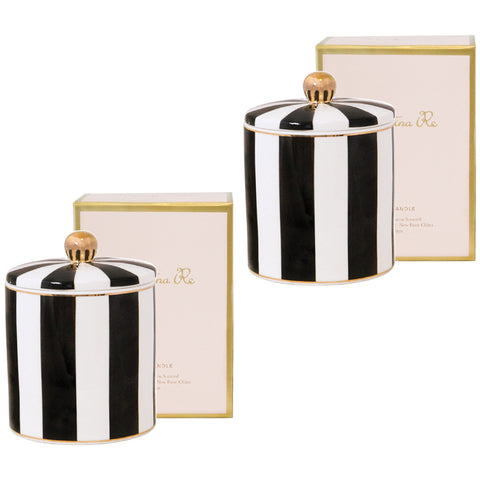 Cristina Re 400Gm Vanilla-Macaron Scented Candles