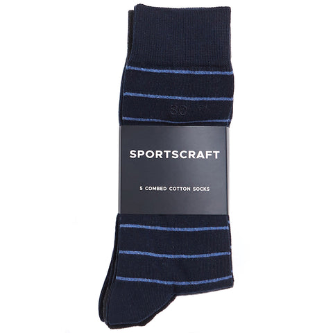 Image of Sportscraft Dress Socks 5pairs