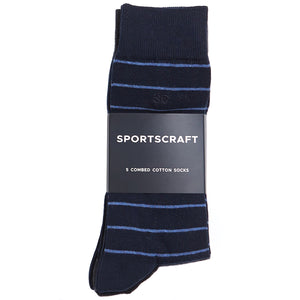 Sportscraft Dress Socks 5pairs