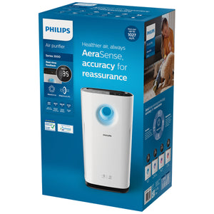 Philips Series 3000 Air Purifier, AC3256/70