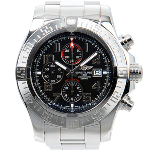 Breitling Super Avenger II Men's Watch, A1337111/BC28, 168A