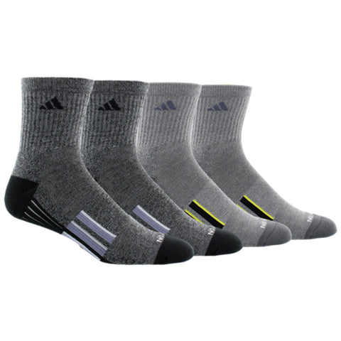 Image of Adidas  Crew Socks 4pk