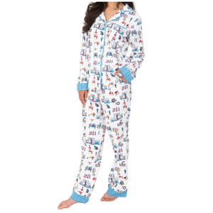 Munki Munki Costco Pyjama Set