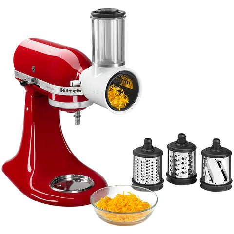 KitchenAid Artisan Stand Mixer + Bonus Slicer Bundle, 4.8L, KSM150