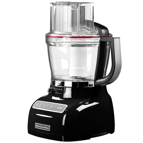 Image of KitchenAid Classic Food Processor Black 5KFP1325AOB