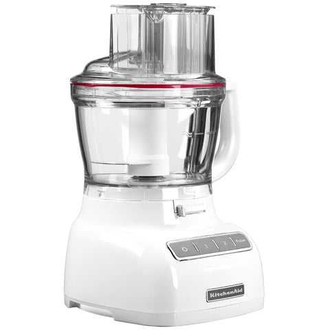 KitchenAid Classic Food Processor, White, 5KFP1325AWH