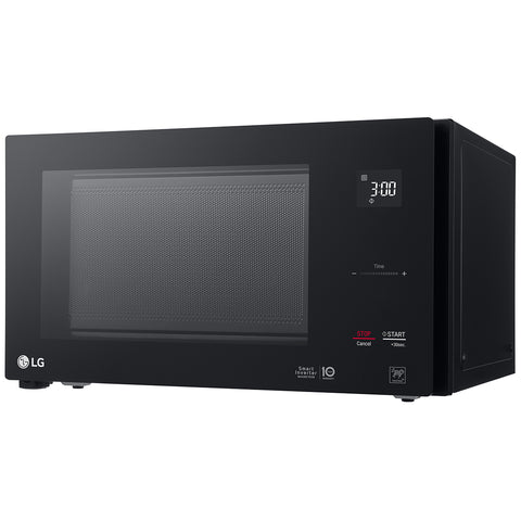 Image of LG NeoChef 42L Black Microwave, MS4296OBC