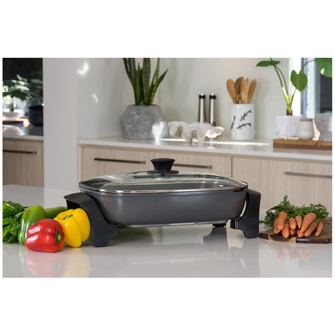 Image of Westinghouse Electric Frypan, 2400W, WHEF01G
