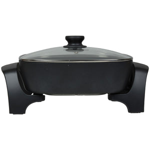 Westinghouse Square Electric Frypan, 30.5cm, WHEF02K