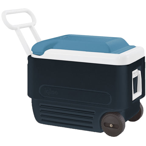 Image of Igloo MaxCold 40QT Roller Cooler