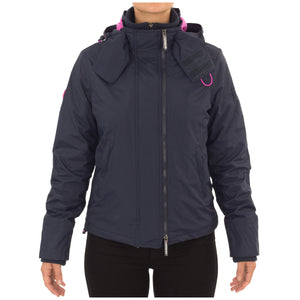 Superdry Women's Arctic Hood Popzip Windcheater
