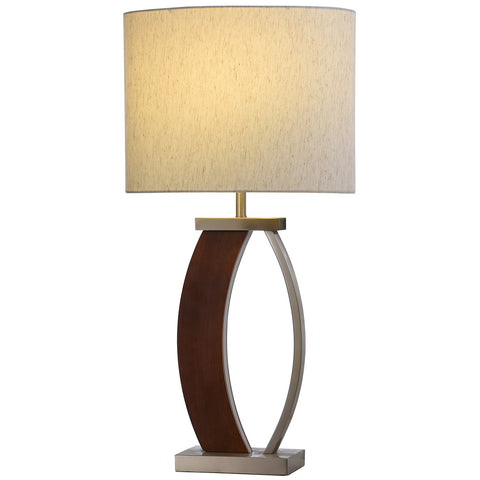 Image of Artworks in the Garden Steel Table Lamp