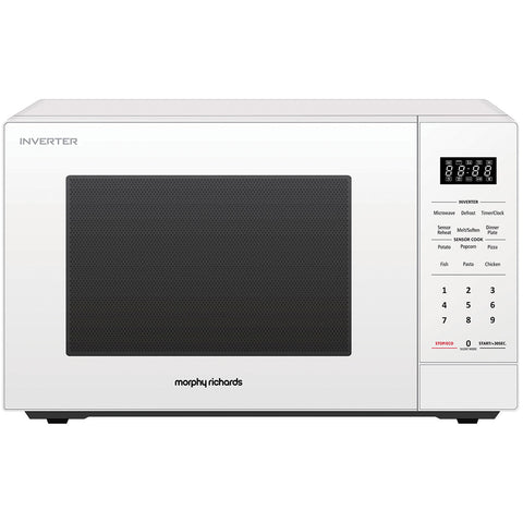 Morphy Richards Microwave 34L MRINV34WTE