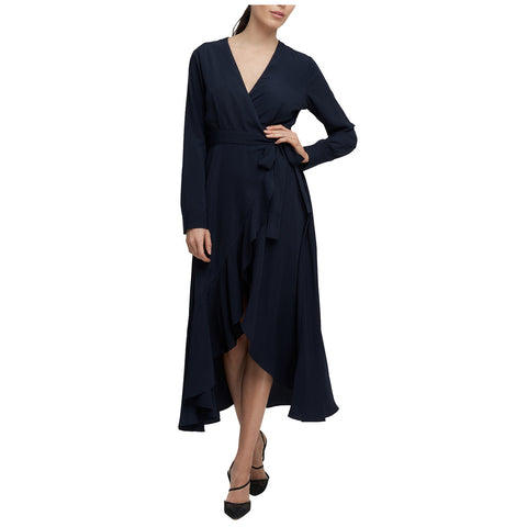 Image of Cooper St Women's Midi Wrap Dress
