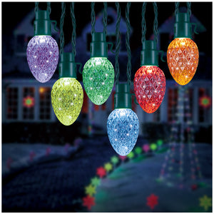Luminations Holiday Symphony 4 in 1 LED Christmas Lights Collection