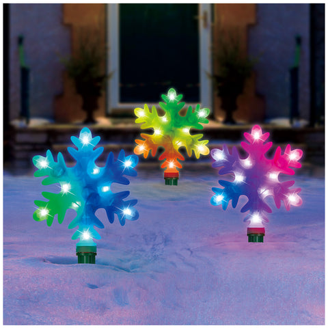 Image of Luminations Holiday Symphony 4 in 1 LED Christmas Lights Collection